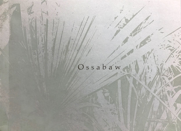 Ossabaw, 1981, Nexus Press, Atlanta